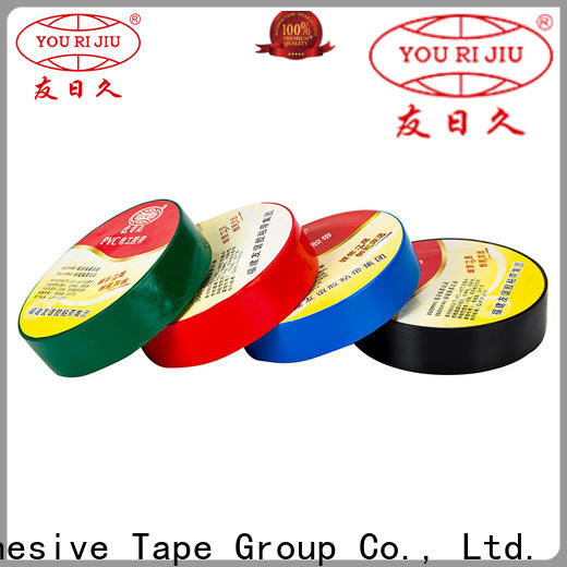Yourijiu pvc adhesive tape wholesale for transformers