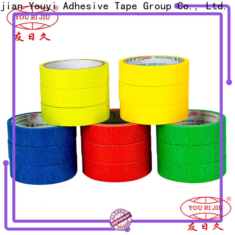 Yourijiu best masking tape directly sale for woodwork