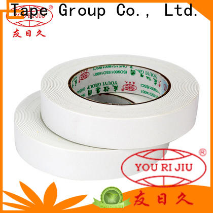 Yourijiu aging resistance two sided tape promotion for food