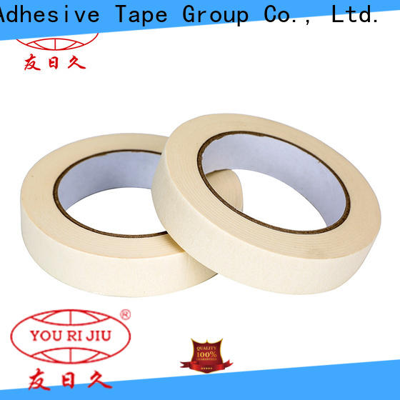 high adhesion masking tape price wholesale for light duty packaging