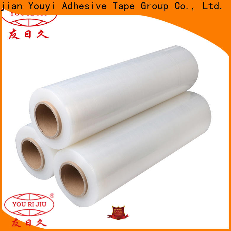 Yourijiu stretch film wrap supplier for transportation