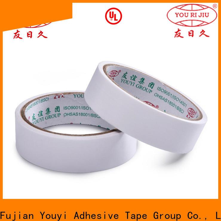 Yourijiu safe double face tape promotion for stationery