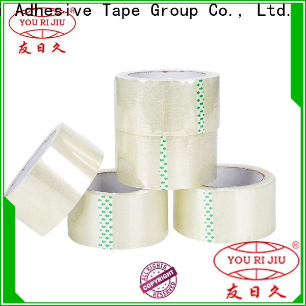 non-toxic bopp packaging tape factory price for decoration bundling