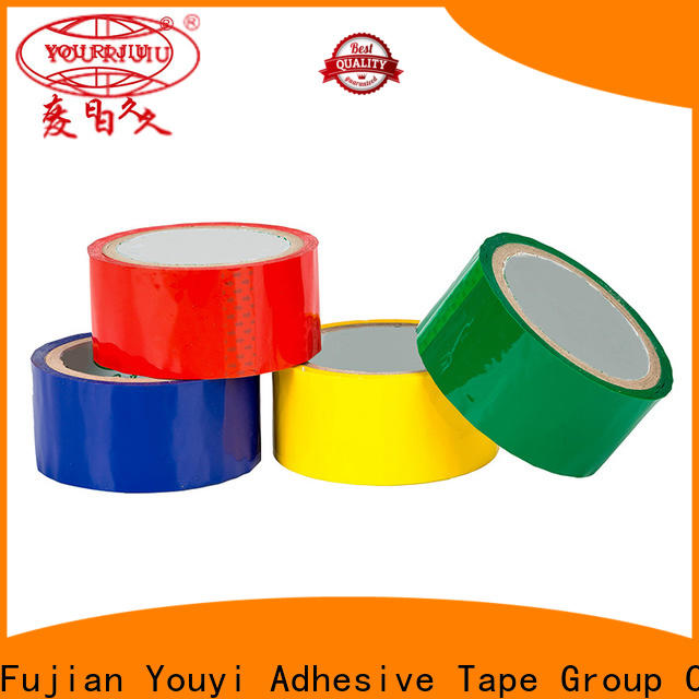 good quality bopp tape supplier for carton sealing
