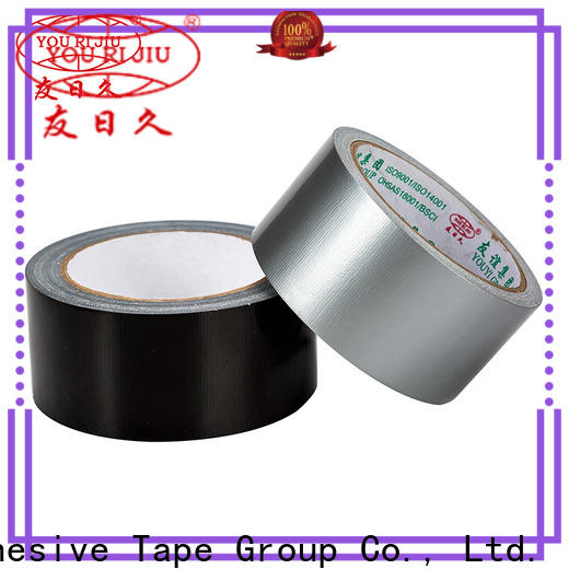 Yourijiu oil resistance cloth tape on sale for carpet stitching
