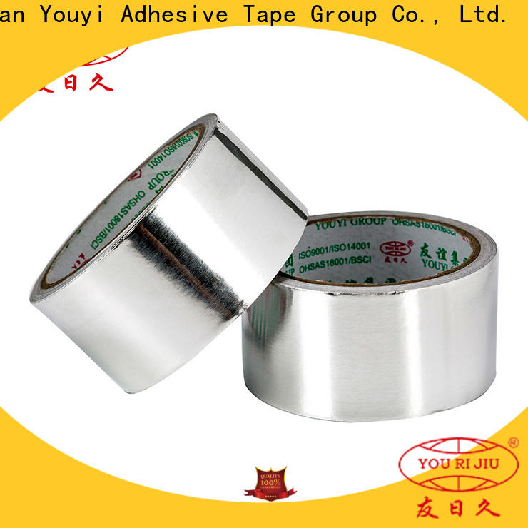 Yourijiu professional aluminum tape from China for refrigerators