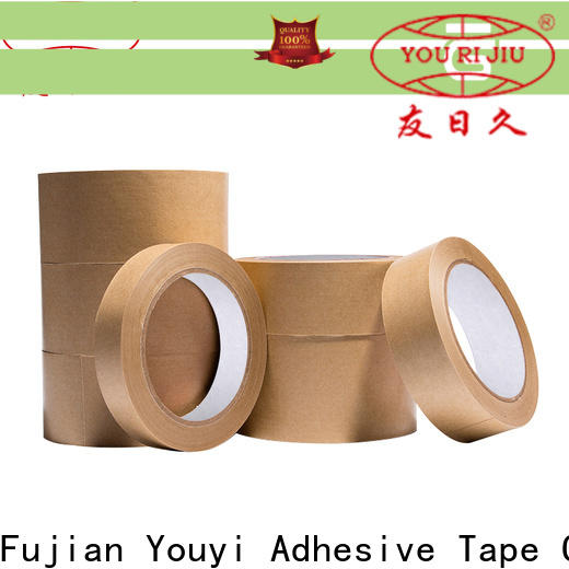 Yourijiu paper craft tape factory price for stationary