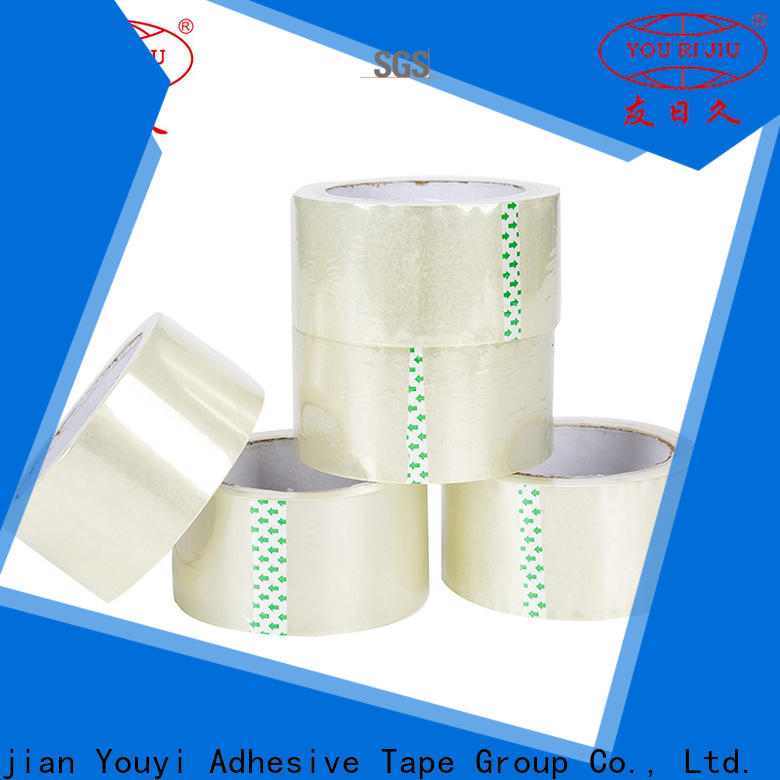 Yourijiu bopp packaging tape factory price for decoration bundling