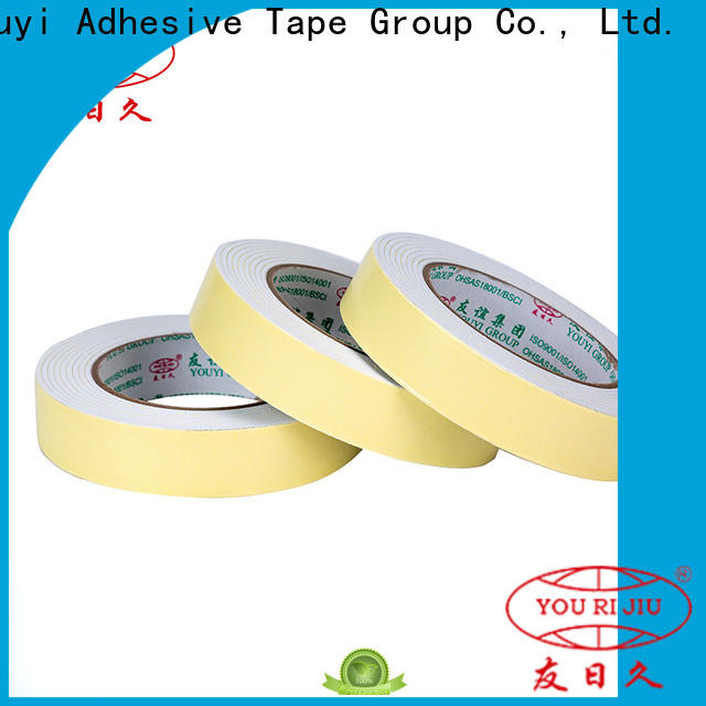 Yourijiu two sided tape promotion for stickers