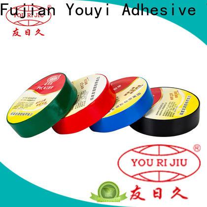 Yourijiu moisture proof pvc tape personalized for motors
