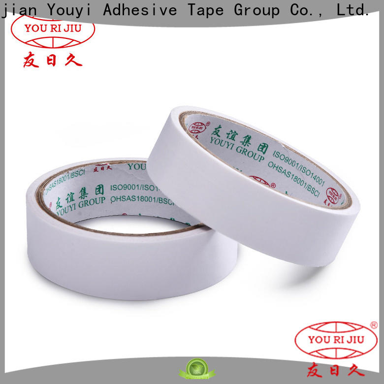 Yourijiu anti-skidding double tape manufacturer for food