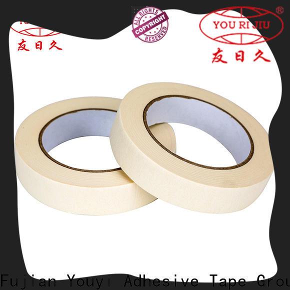 Yourijiu no residue masking tape price easy to use for bundling tabbing