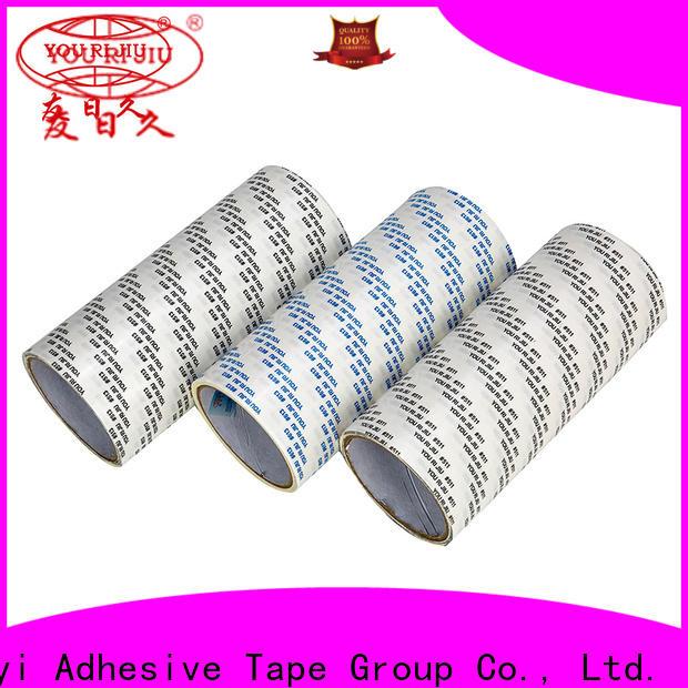 Yourijiu durable pressure sensitive tape series for hotels