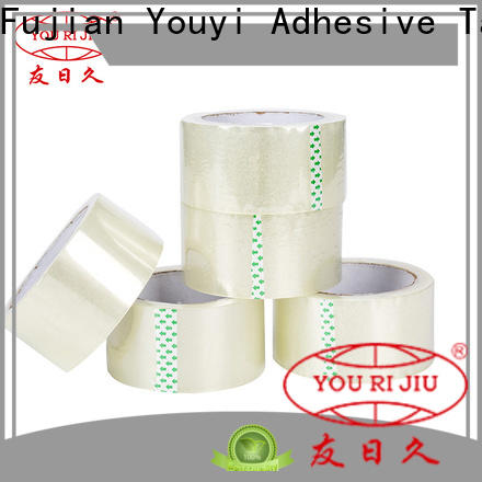 Yourijiu bopp packing tape supplier for gift wrapping