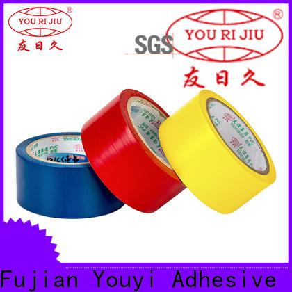 Yourijiu pvc sealing tape factory price for voltage regulators