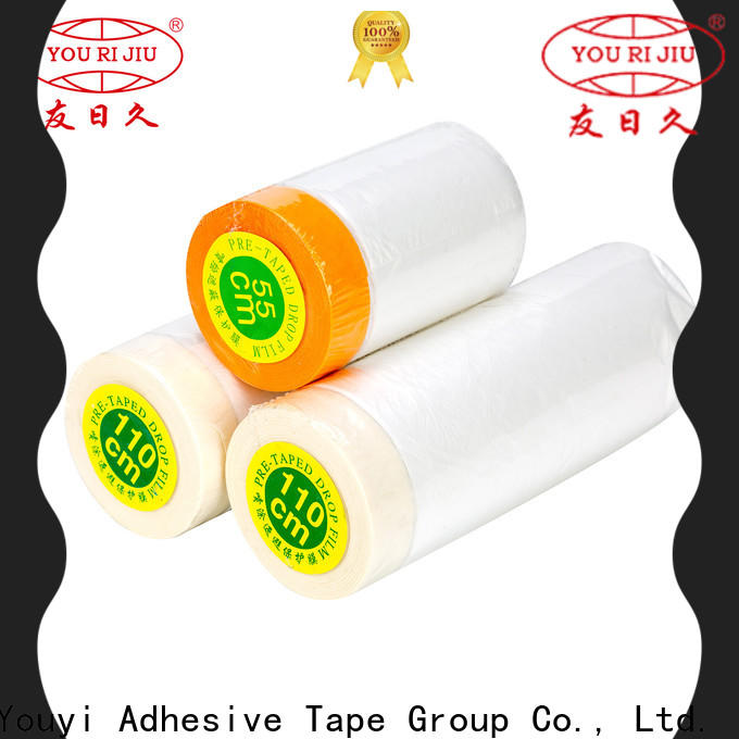 Yourijiu Pre-taped masking Film with good price