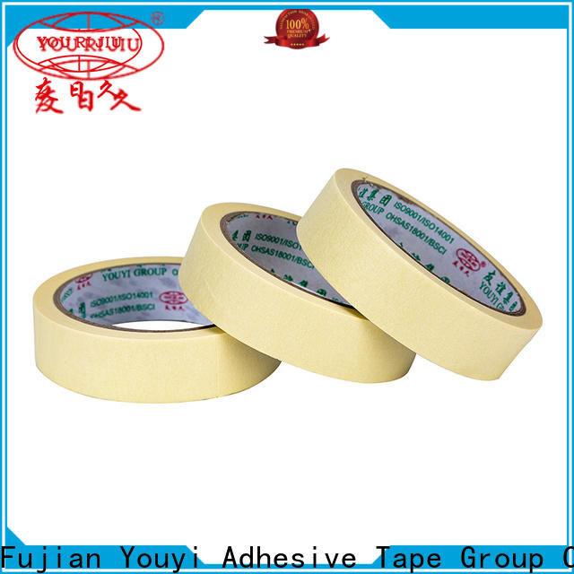 no residue masking tape price supplier for woodwork