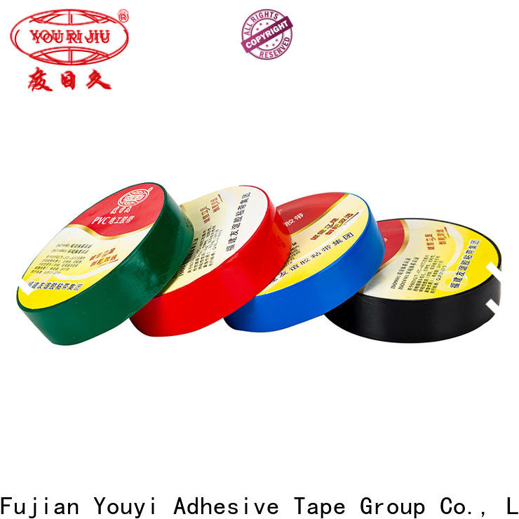 Yourijiu moisture proof pvc tape factory price for voltage regulators
