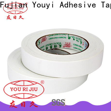 Yourijiu double sided foam tape promotion for stickers