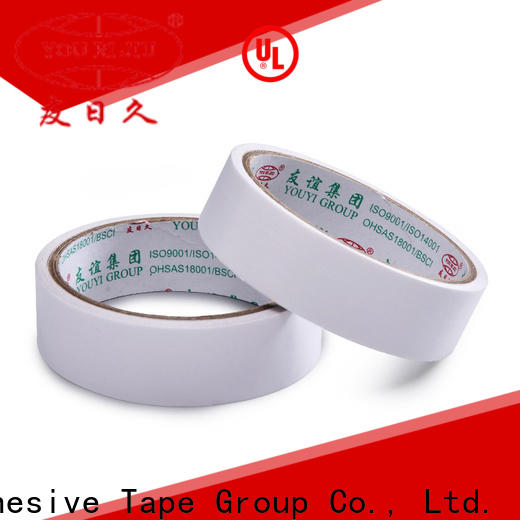 aging resistance double face tape manufacturer for stationery