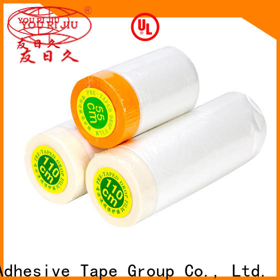 popular Pre-taped masking Film for painting