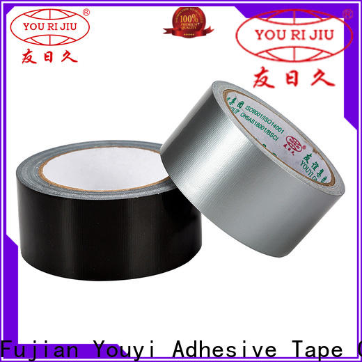 Yourijiu temperature resistance duct tape on sale for carton sealing