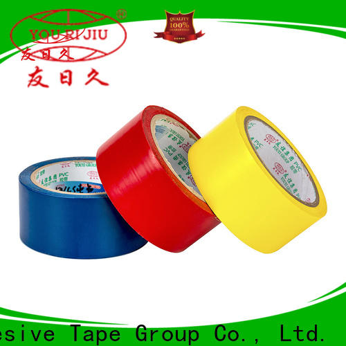 Yourijiu pvc electrical tape factory price for wire joint winding