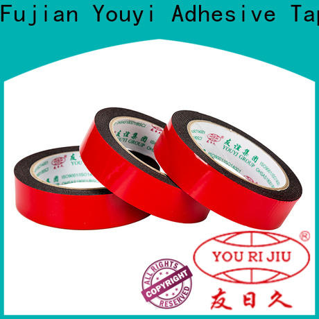 Yourijiu double sided foam tape online for stationery