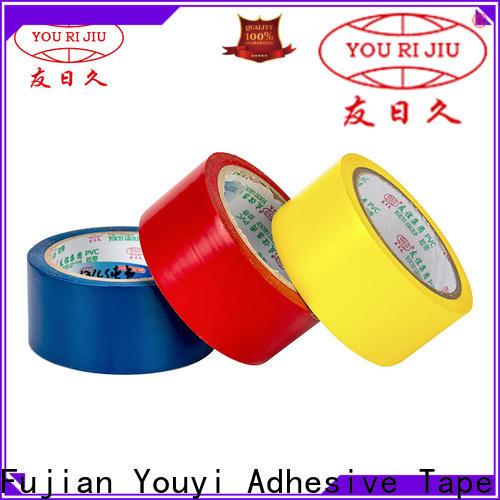 Yourijiu moisture proof pvc adhesive tape wholesale for motors