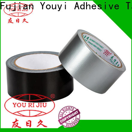Yourijiu high viscosity cloth tape supplier for carpet stitching