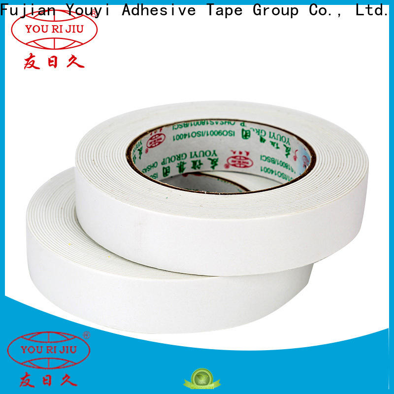 Yourijiu aging resistance double side tissue tape at discount for office